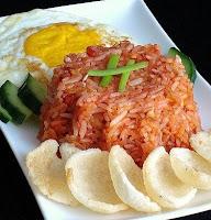 Resep Membuat Nasi Goreng Merah Khas Surabaya