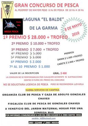 Concurso Lagunero !!!