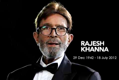Rajesh Khanna Died