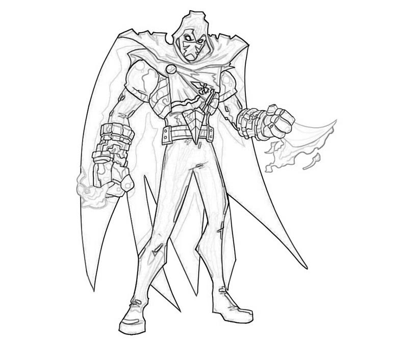 batman arkham city azrael character how coloring Batman The Dark Knight Coloring Pages  Batman Arkham City Coloring Pages