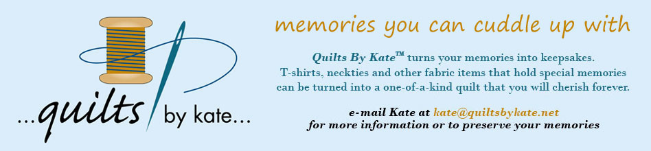 ...quilts by kate...necktie ™