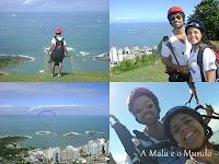 Brazil parapente paragliding