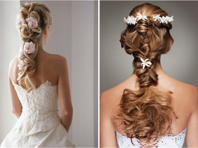Wedding Trends} : Braided Hairstyles - Part 3 - Belle The Magazine