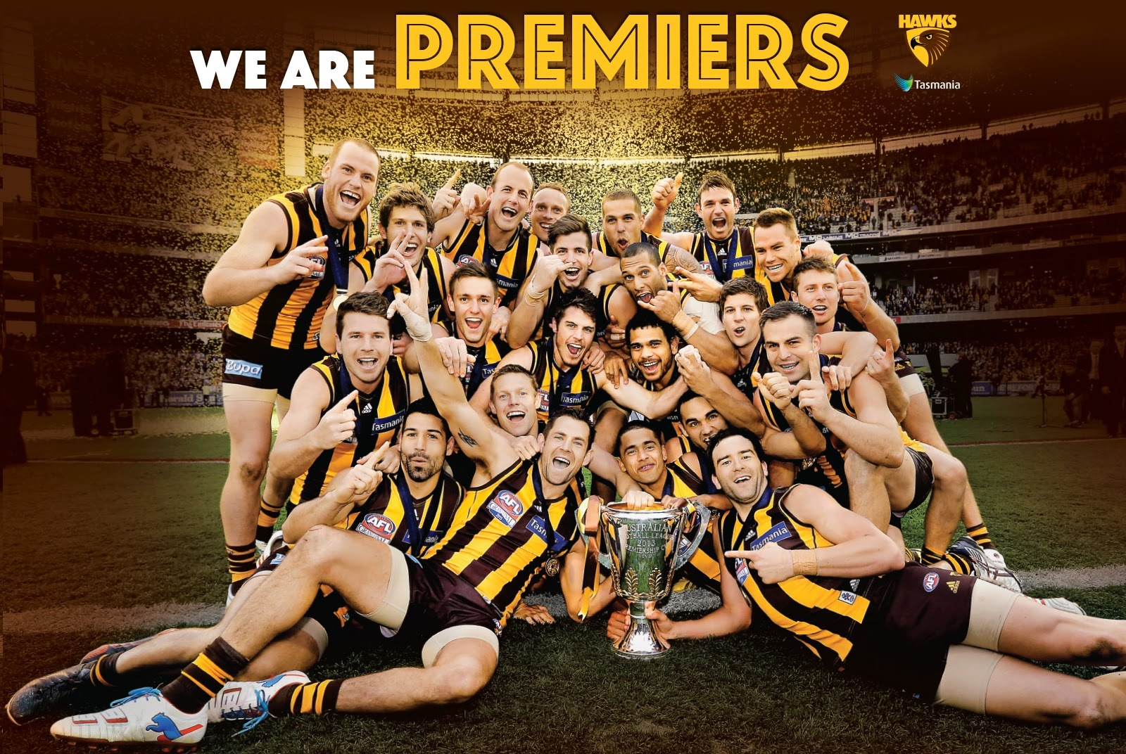 How Hawthorn Pulled Off The Repeat In 2014
