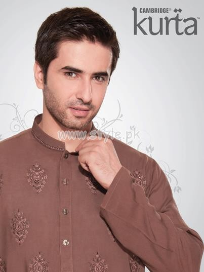 Cambridge Eid Collection 2012 for Men