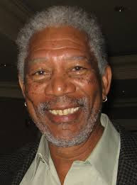 Morgan Freeman, ilustração - D3s3nh4nd0