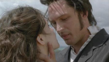 Catherine and Heathcliff
