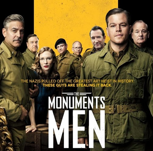 Poster of movie monument ave