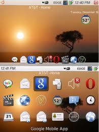 En la pantalla de inicio, haga clic en el icono Multimedia > icono Imágenes. Vaya a una imagen. Pulse la tecla > Establecer como fondo de escritorio.