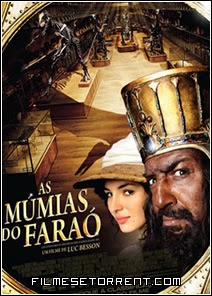 As Múmias do Faraó Torrent Dual Audio