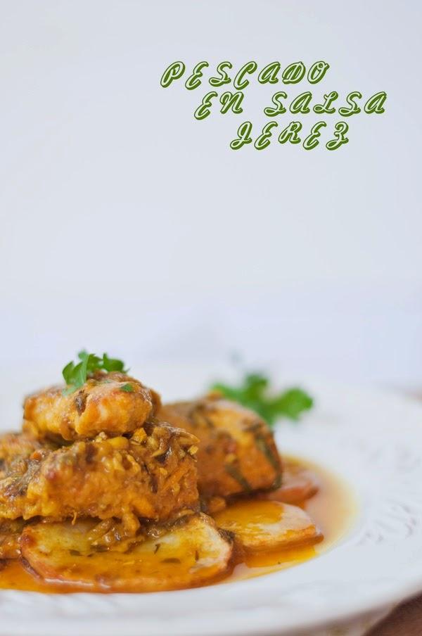 La cocina de tesa pescado en salsa jerez for Cocina y alma jerez