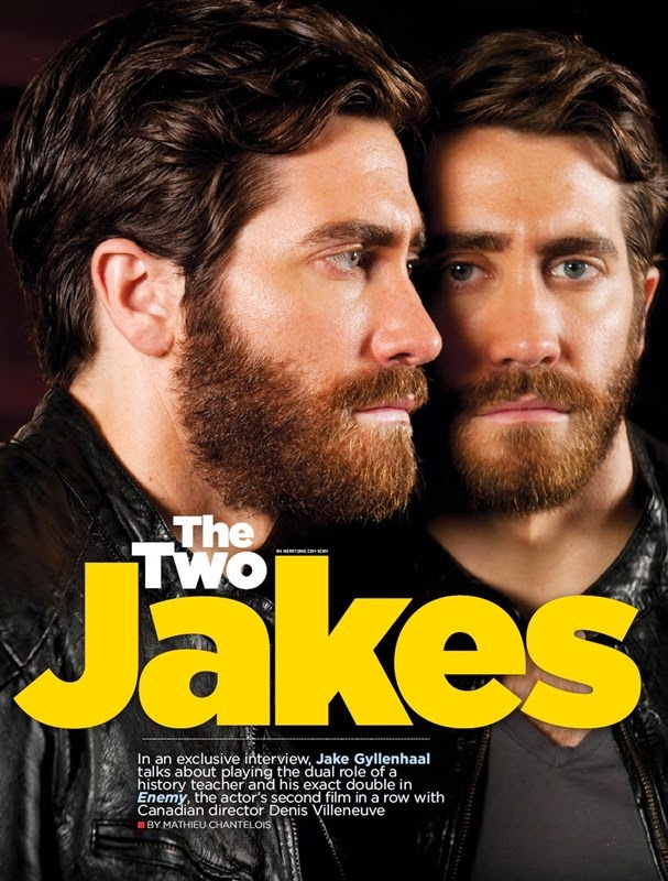 the two jakes enemy jake gyllenhaal
