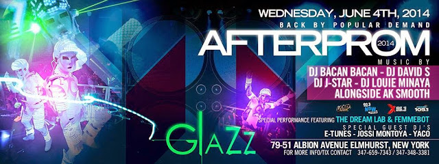 Prom Night - Club Glazz - June 4, 2014