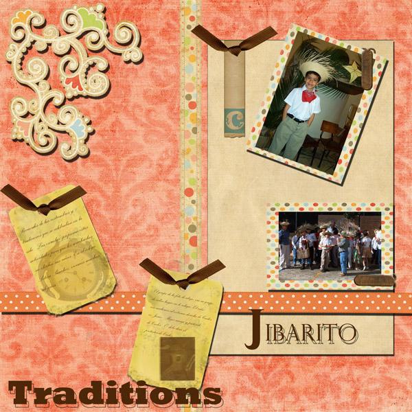 Jibarito de nuestro campo