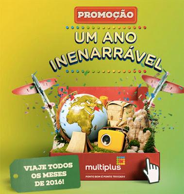 Participar nova promoção Multiplus