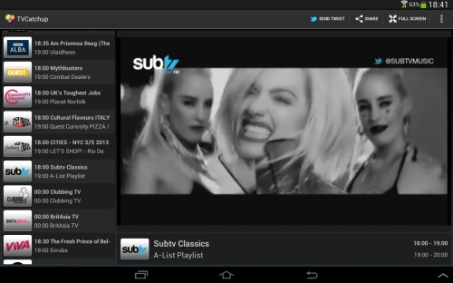 how to watch internet on tv uk