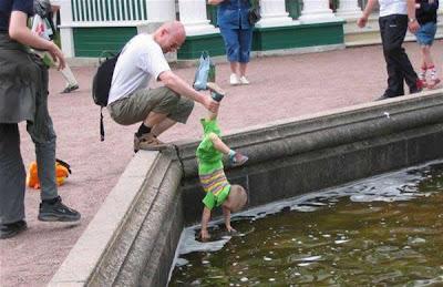 Día del padre irresponsable