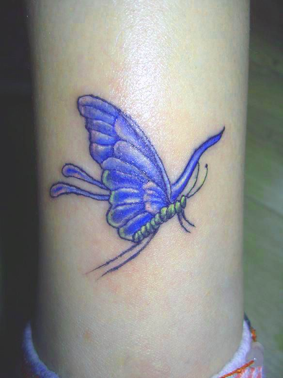 Butterfly+Tattoo