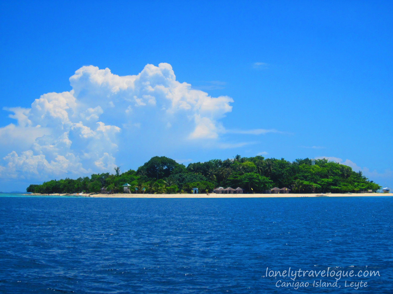 Lonely Travelogue The Beauty Of Canigao Island