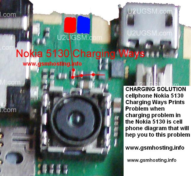 Cellfirmware  Nokia 5130 Show Not Charging Problem