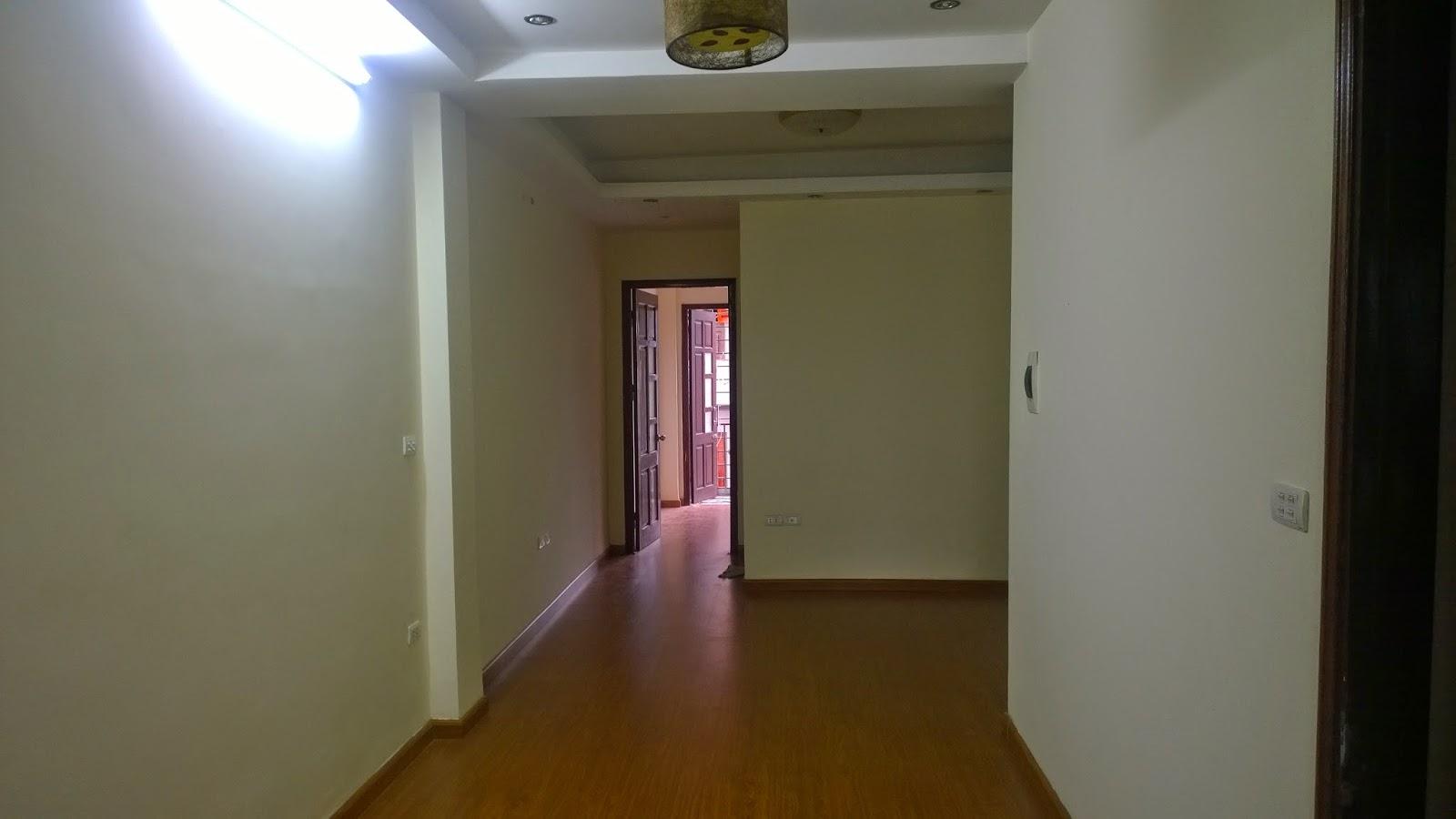 Chung cư giá rẻ Chính Kinh Thanh Xuân 60m2 chỉ hơn 1 tỷ- 2 phòng ngủ