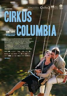 poster cirkus columbia