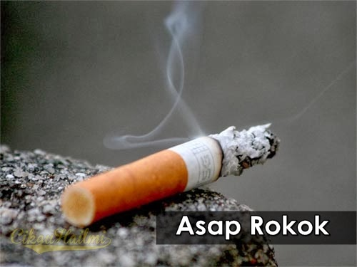 Asap Rokok