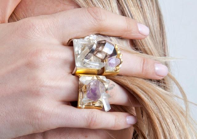 bijoux pierres brutes