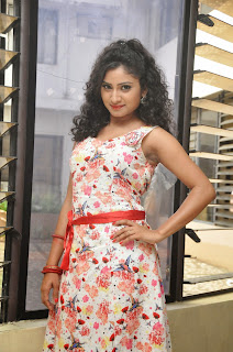 Actress Vishnu Priya Latest Pictures in Short Dress at Nenu Naa Friends Movie Press Meet  37.JPG