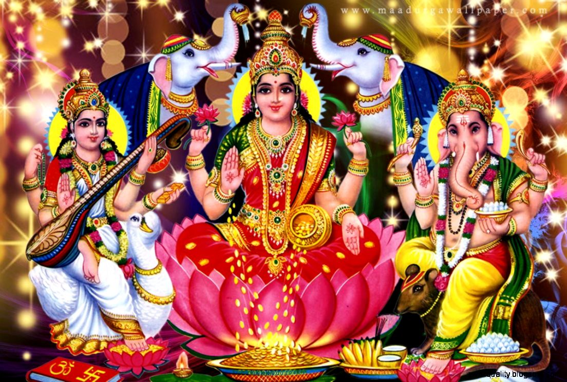 Ganesha Durga Wallpaper Wallpapers Quality