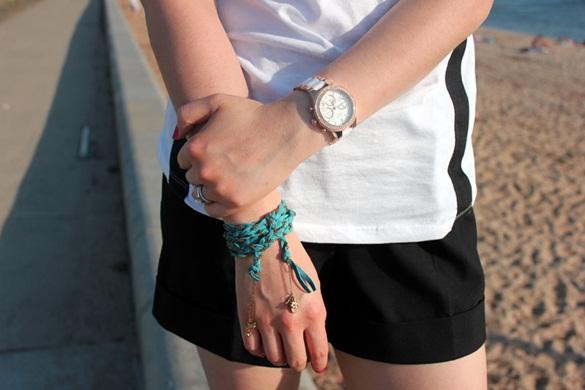 Sportsgirl Wrap Bracelet
