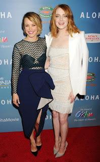Rachel McAdams Red Carpet Aloha Premiere, Rachel McAdams