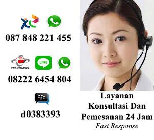 Hubungi Call Center Kami