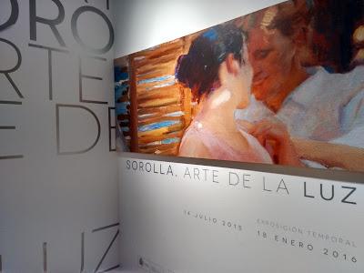 Agenda Arty, Exposiciones, temporales, Madrid, Joaquin Sorolla, Museo Sorolla, Arte de la luz, Blogs de arte, Voa-Gallery, Yvonne Brochard, Victim of art, Pintura, Mediterraneo,