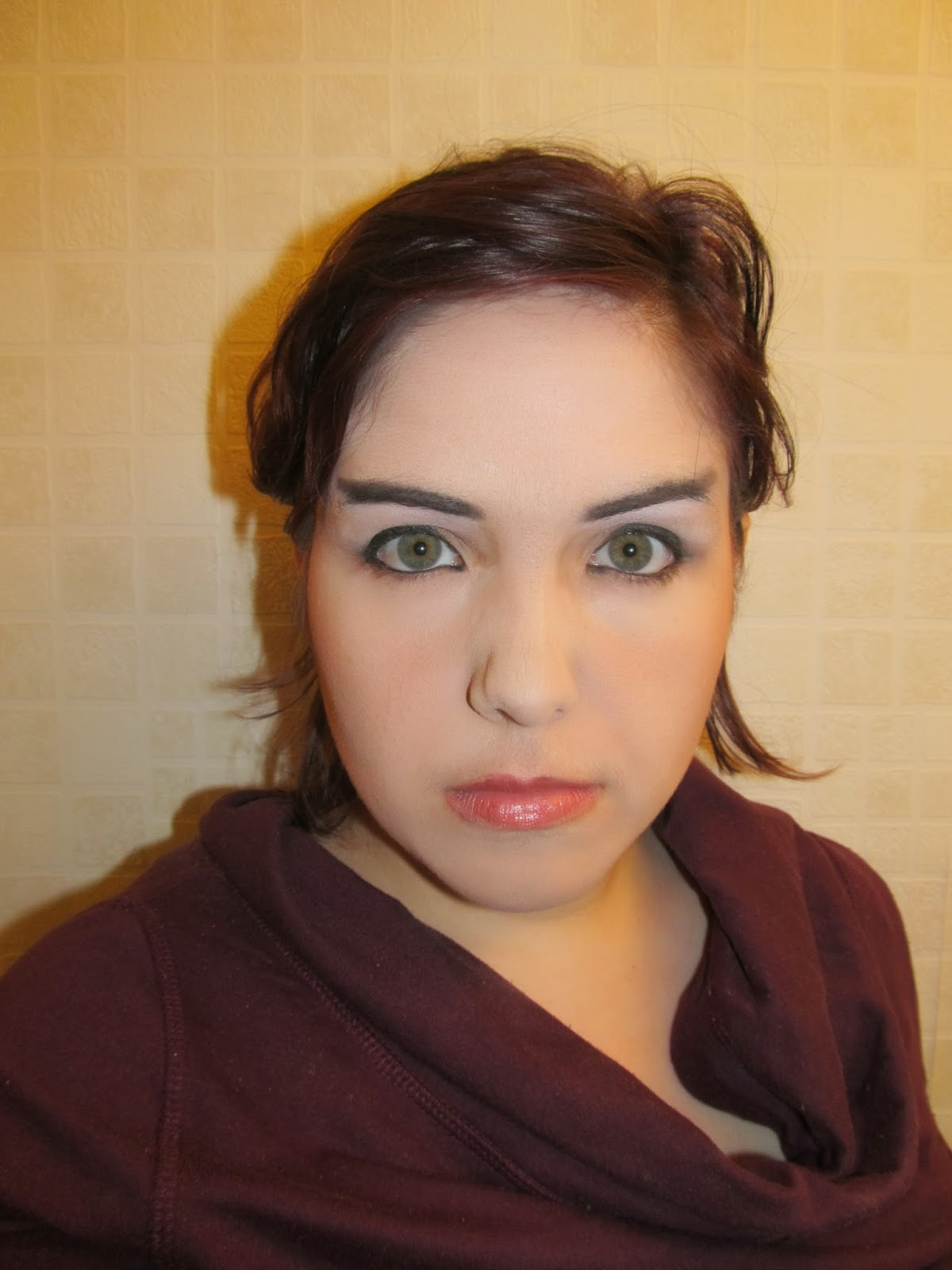 Maquillage inspiré des Vulcains (Star Trek) #Halloween
