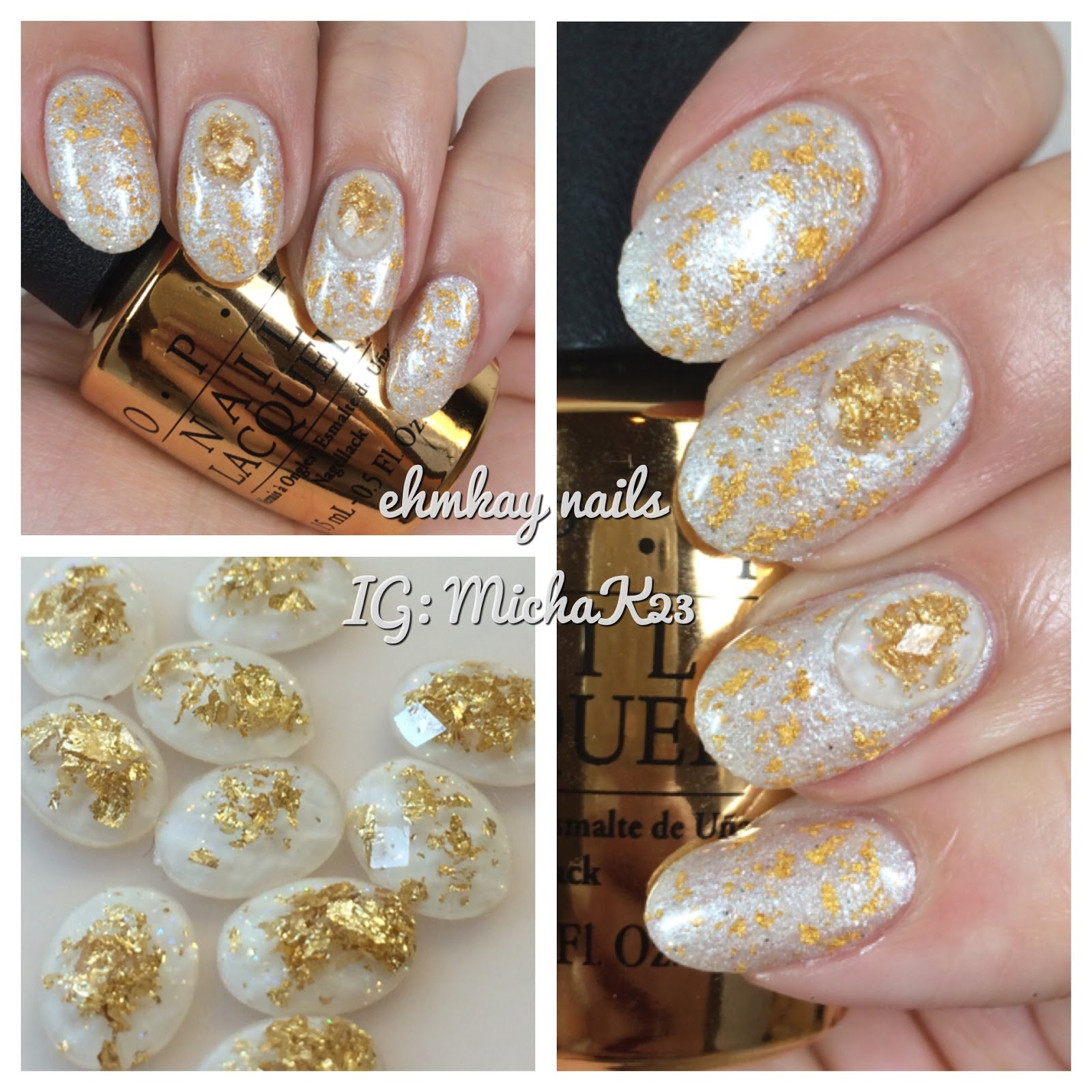 Outstanding Gold Nail Studs Picture Collection - Nail Polish Ideas ...