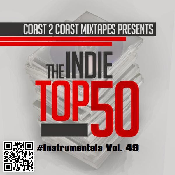 COAST 2 COAST MIXTAPES PRESENTS INDIE TOP 50 INSTRUMENTALS 49 cd cover image