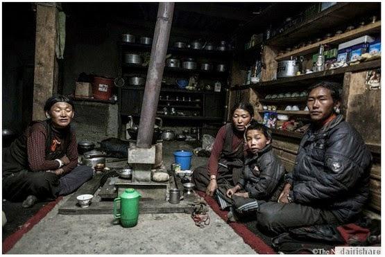 Tradisi Kahwin 2 Suami 1 Isteri Di Perkampungan Terpencil Di Himalaya