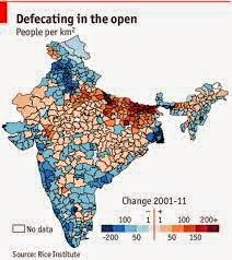 India Open Defecation Swachh Bharat Abhiyan (Clean India Campaign)
