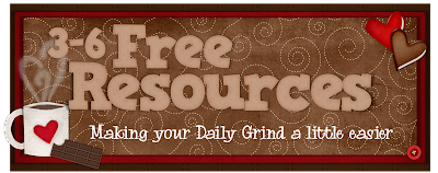 3-6 Free Resources