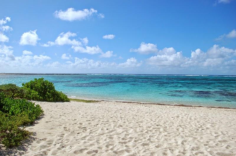 Mauritius – white sand beaches