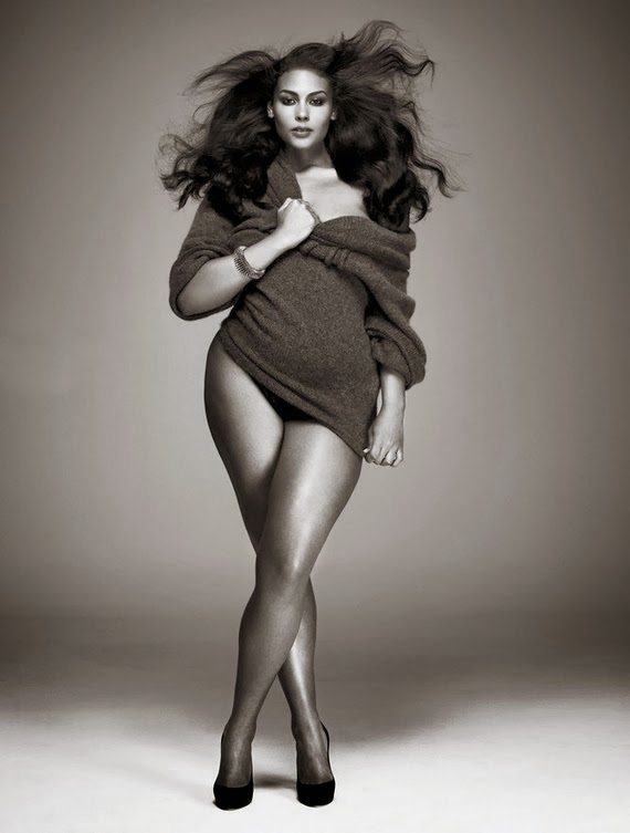 8 Beauty Overweight Female Photography by. Solve Sundsbo 3
