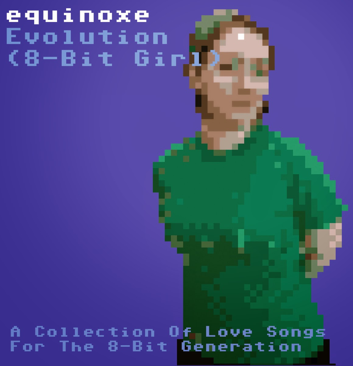 Evolution (8-Bit Girl)