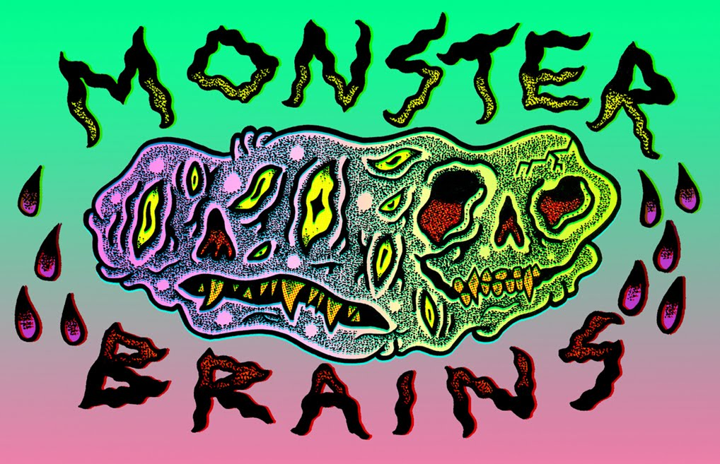 MONSTER BRAINS