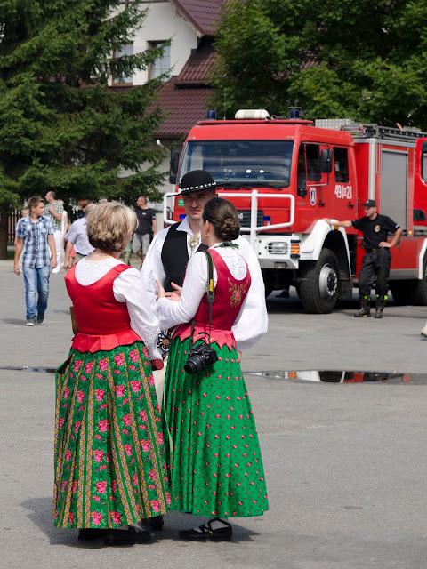 traditional Polish clothes, highlander clothing