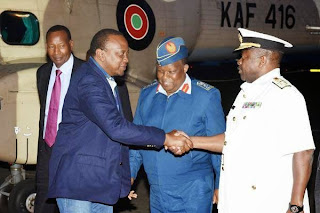 Here Are The Real Reasons Why Uhuru's US Trip Was Cancelled - Photos