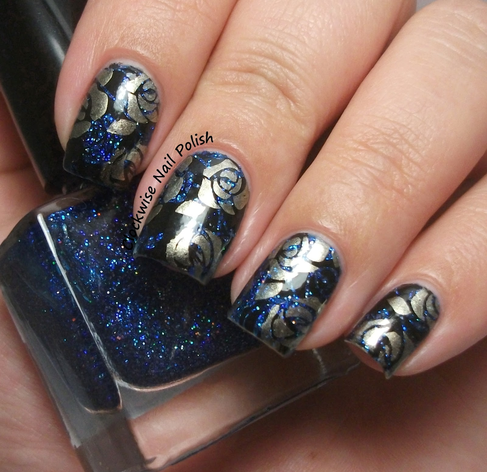 The Clockwise Nail Polish: Birthday Nails & Esmalteria da KK #Surtei