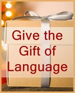 Give the Gift of Language - Sentieri Italiani