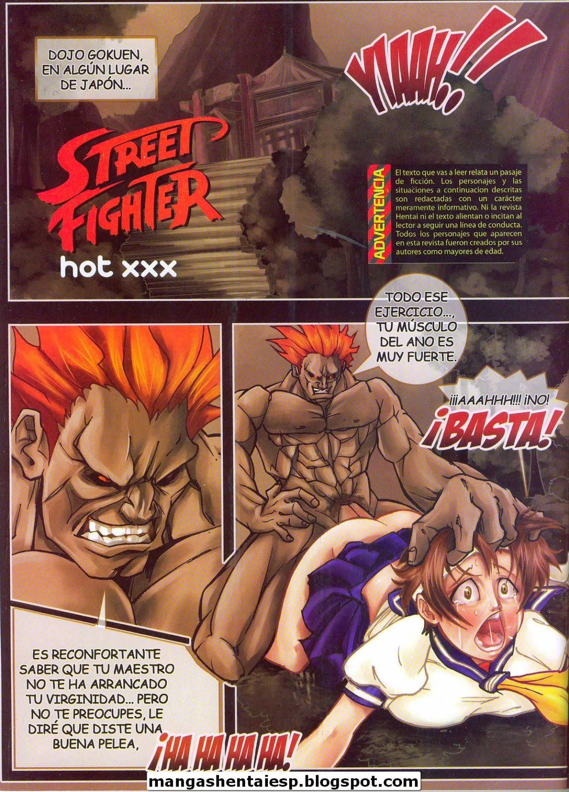 Vdeos porno Street Fighter Xxx Pornhubcom