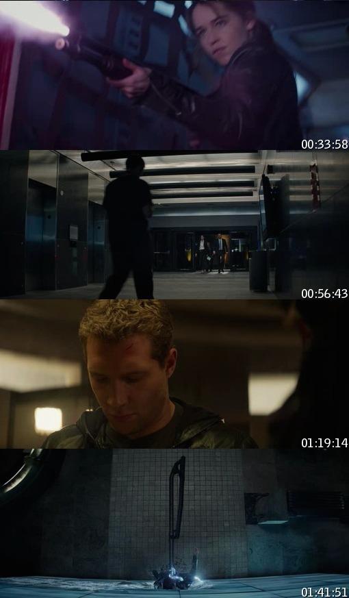 Terminator Genisys 2015 BRRip XViD 700mb
